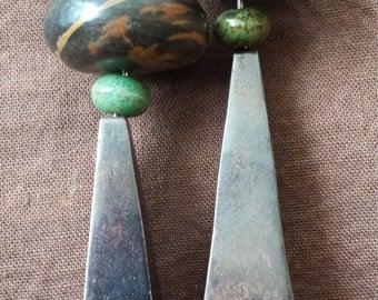 Air Opal, Antique Brass