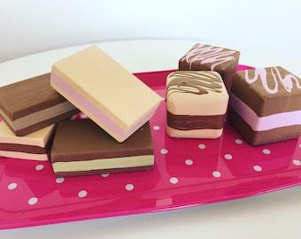 Sweet Treats Handmade Wooden Toy Food