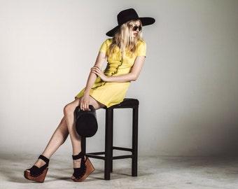 The Yellow Brick Road Dress