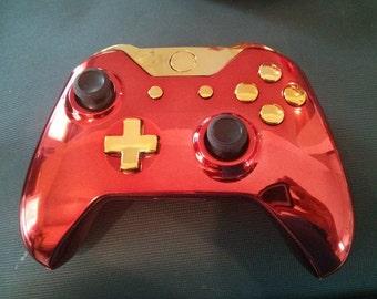 Iron Man Xbox 1 One Controller