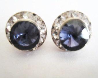 Pair of Pierced Earrings