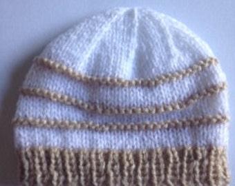 Handmade hats for babies