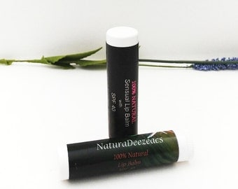 Sensual Lip Balm with SPF 40