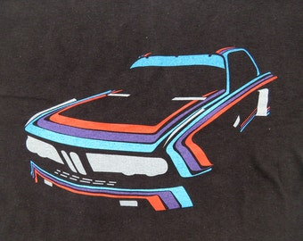 BMW 3.0 CSL Martini Racing T-shirt