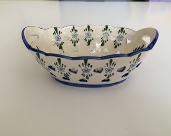 Vintage Holland Candy Dish