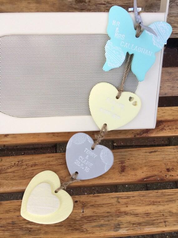 Handmade Wedding Gifts For Couple : Handmade wedding gift, unique wedding gift, gift for couple ...