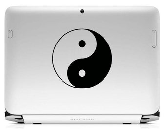 Sticker 'Ying and Yang'