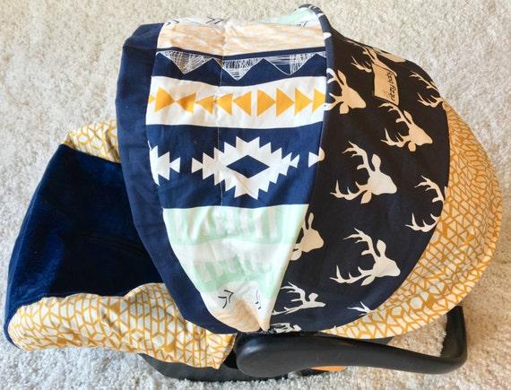 Aztec Infant Car Seat Covers