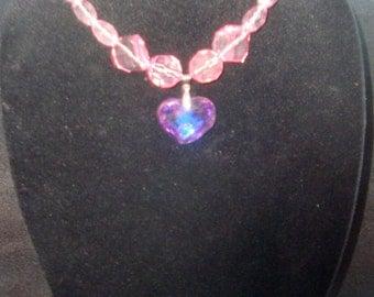 My Dear Heart Choker Necklace