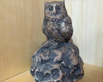 Stan Langtwait Owl