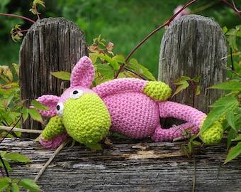 PDF crochet pattern sheep Alma