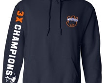 Denver Broncos Super Bowl Champions Hoodie, Broncos Super Bowl Shirt, three time champs, broncos hoodie, Denver hoodie , denver, superbowl