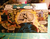 Ghost Rider Cigar Box