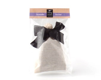Lavender Sachet - Made with Organic Lavender