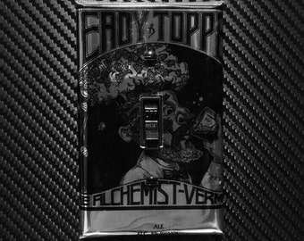 The Alchemist Heady Topper Light Switch Cover