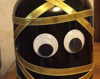 Halloween Mummy decorations