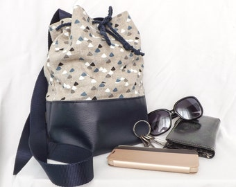 2 in 1 bag, carried back or shoulder (small size)