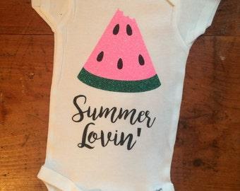 Summer Lovin Bodysuit