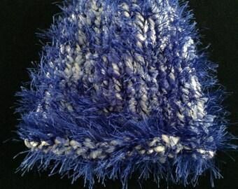 Toddler knit beanie
