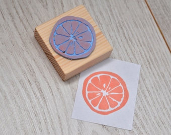 Stamp : Orange, Lemon or Lime