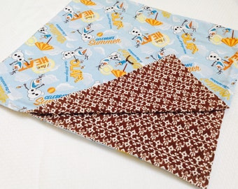 Olaf Disney Blanket