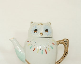 Small Owl Teapot