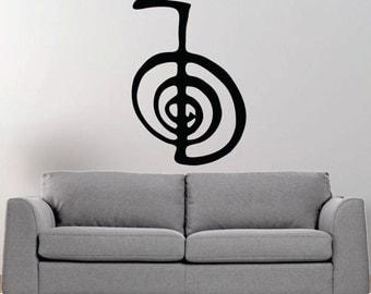 Cho Ku Rei vinyl wall decal