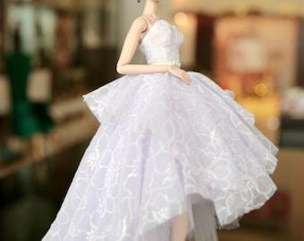 dress for fashion royalty , Poppy Parker, Silkstone Barbie, fr2 , 12'' Fashion Doll , Fr1