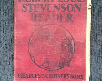 Robert Louis Stevenson Reader Circa 1906