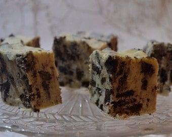 Oreo cookies cream fudge homemade