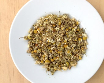 Dried Chamomile Flowers Chamomile  Herbal Tea Organic Chamomile  Wedding Confetti