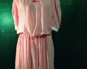 Candy-Striper dress