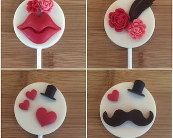 Chocolate Truffle Pops - Any Theme