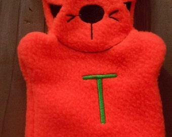 Hand Puppet  T is for Tiger