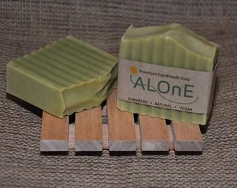 Eucalyptus & Spearmint Vegan Soap Bar