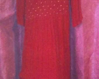 Pretty Hippie beaded dress
