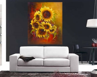 Summer Passion - Fine Art Reproduction