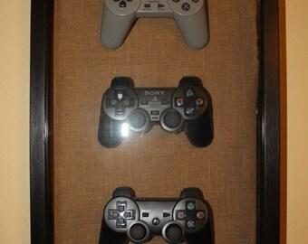 Playstation Timeline Wallmount Room decor