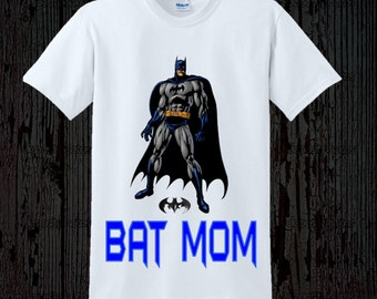 Batman Birthday Mom Shirt