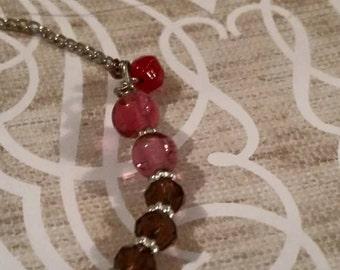 Bracelet key or anklet