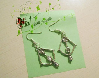 Robin Hood Earrings/Orecchini Robin Hood
