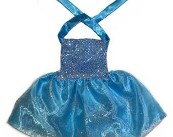 Elsa Inspired, Enchanted Fairytale , frozen dress