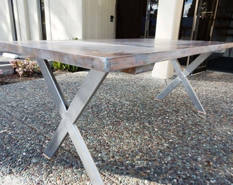 Reclaimed Wood Dining Table/Office Table/Conference Table