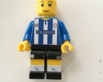 Lego Sheffield Wednesday player - end of season sale!