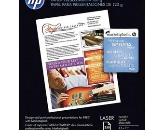 HP CG988A Premium Glossy Presentation Paper (Letter)