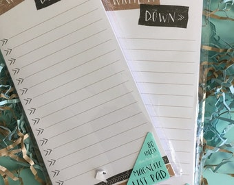 Target Note Pads