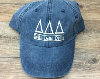 Sorority Bar Design Hat