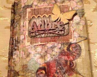 Adore Junk Journal