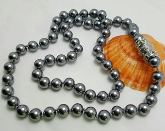 NOLAN MILLER Faux Pearl Necklace
