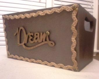Dream Box Storage Container